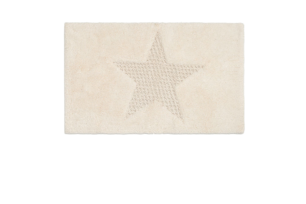 Πατάκι Μπάνιου 60×90 Stars Palamaiki Bathmat Collection Ecru