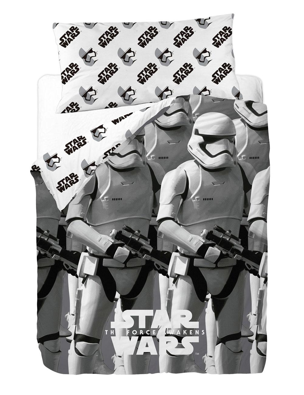 Παπλωματοθήκη (Σετ) Μονή 160×250 Star Wars Awaken Palamaiki Disney Irene