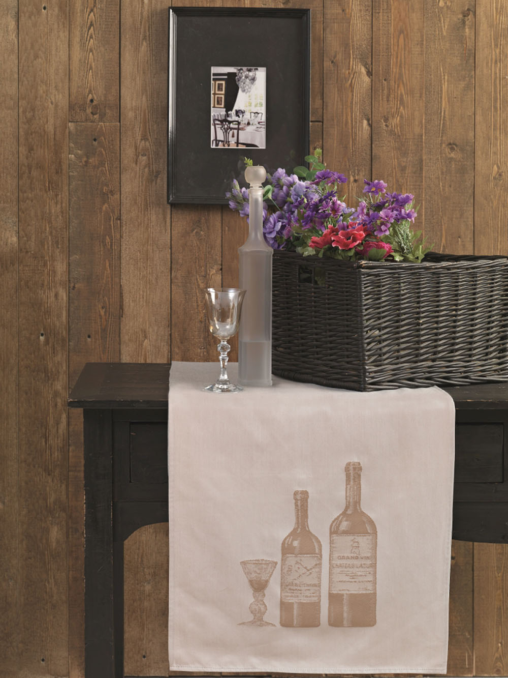 Τραβέρσα 50×150 Wine Palamaiki Kitchen Collection /3