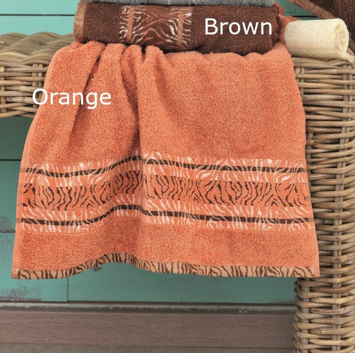 Πετσέτες (Σετ) Wolfurt Palamaiki Premium Towels Brown