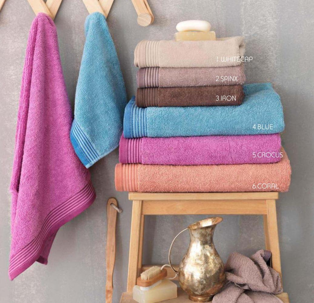 Πετσέτα Χεριών 30×50 Louna Palamaiki Premium Towels Iron