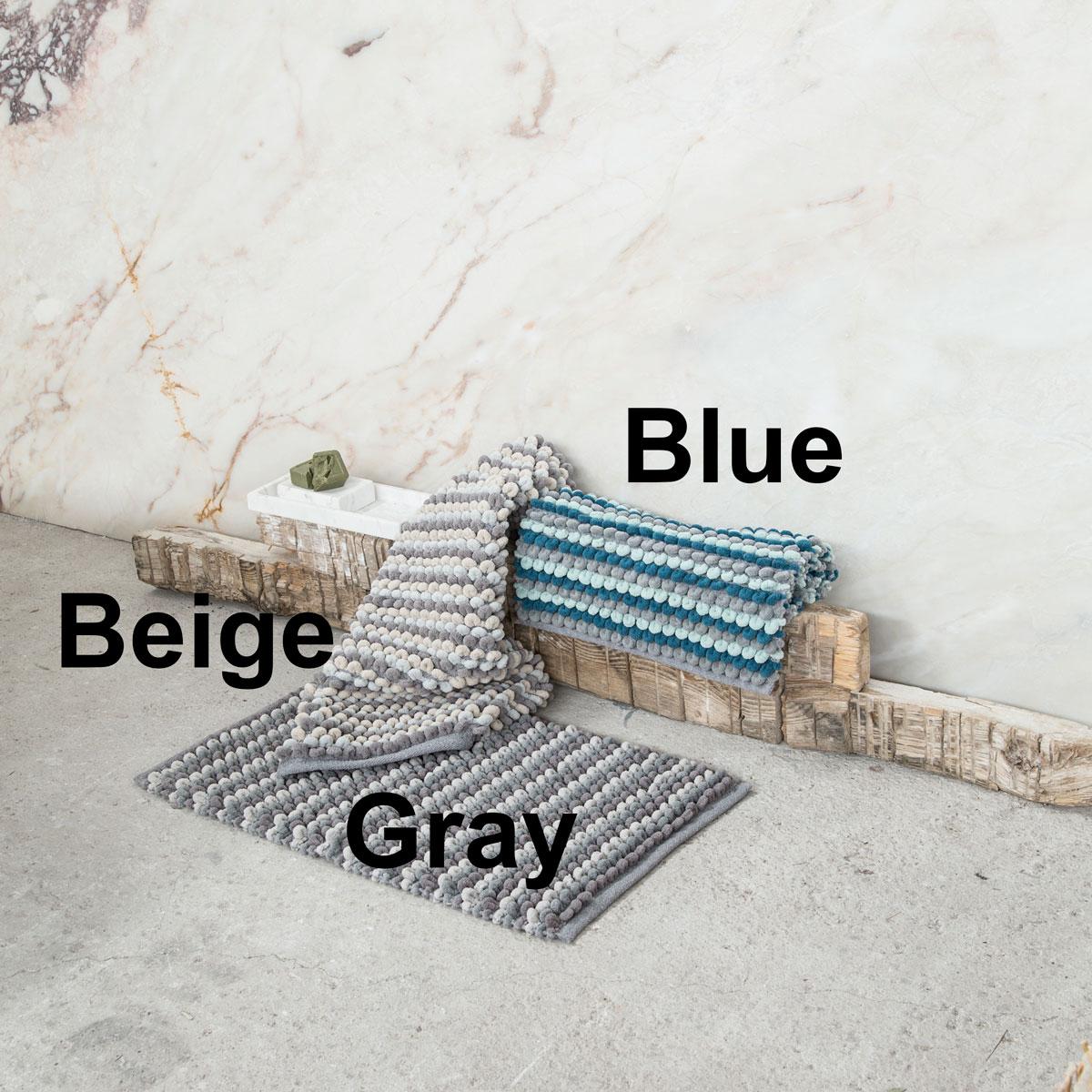 Πατάκι Μπάνιου 70×110 Nima Mantle Gray