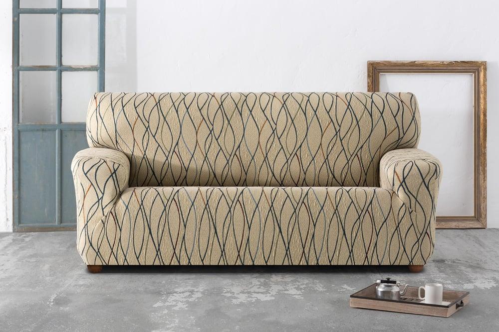 Ελαστικά καλύμματα καναπέ Maya-Πολυθρόνα-10+ Χρώματα Διαθέσιμα-Καλύμματα Σαλονιού