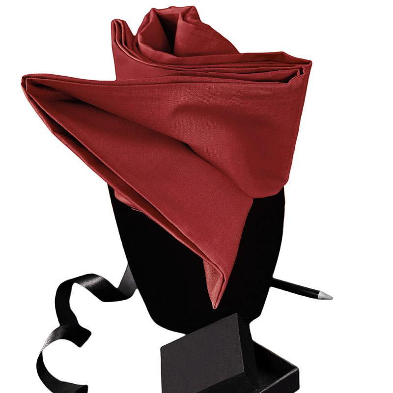 Σεντόνι Μεμονωμένο King Size 245X270 Melinen Urban Bordeaux Χωρίς Λάστιχο (245×270)