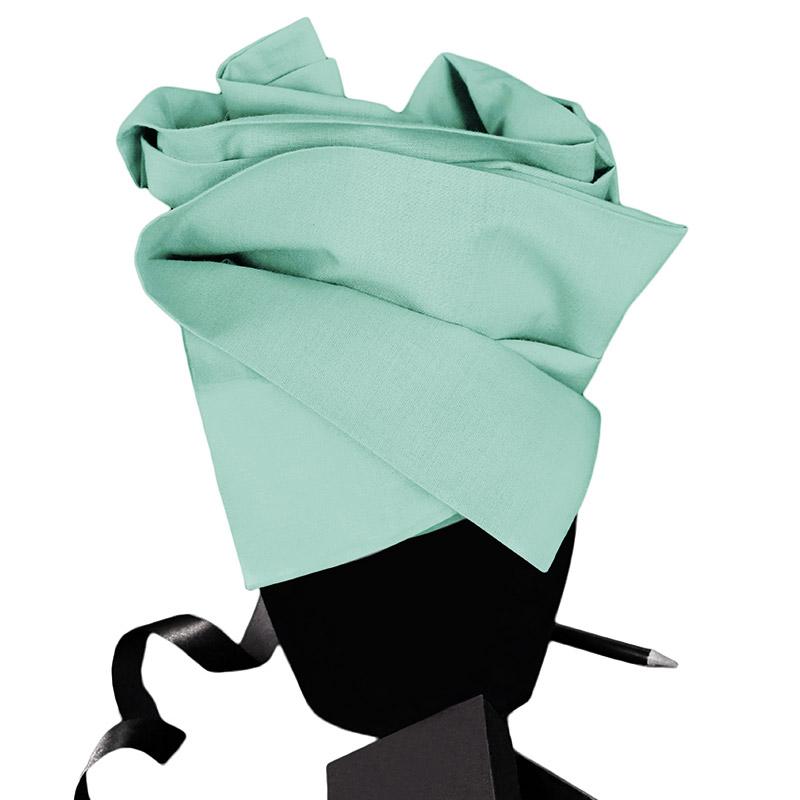 Σεντόνι Μεμονωμένο King Size 245X270 Melinen Urban Mint Χωρίς Λάστιχο (245×270)