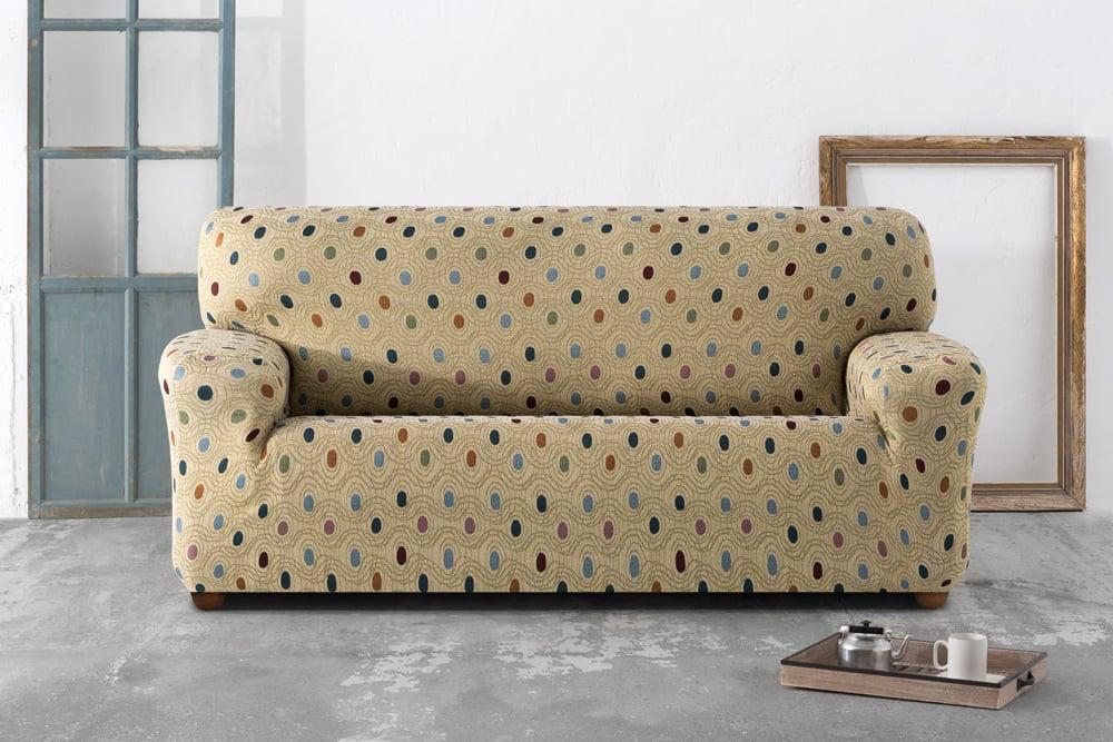 Ελαστικά καλύμματα καναπέ Niza-Τριθέσιος-10+ Χρώματα Διαθέσιμα-Καλύμματα Σαλονιού