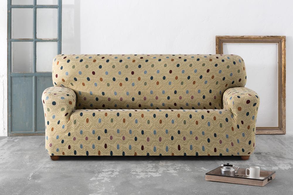 Ελαστικά καλύμματα καναπέ Niza-Τετραθέσιος-10+ Χρώματα Διαθέσιμα-Καλύμματα Σαλονιού