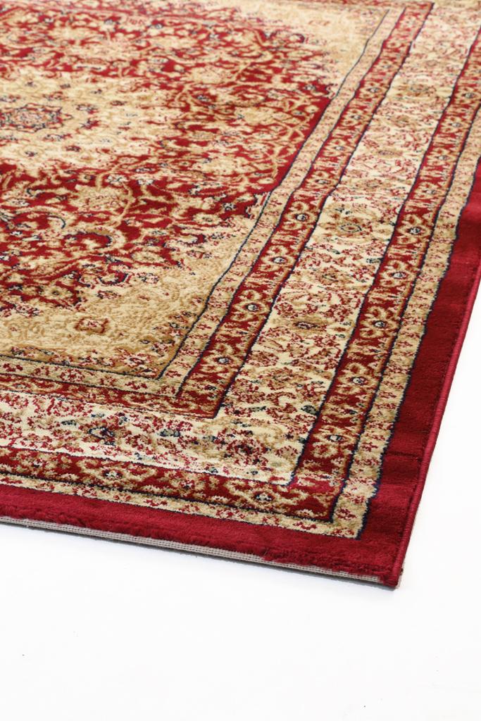 Χαλί Διαδρόμου Royal Carpet Olympia Cl 67×240- 6045 A/Red (67×240)