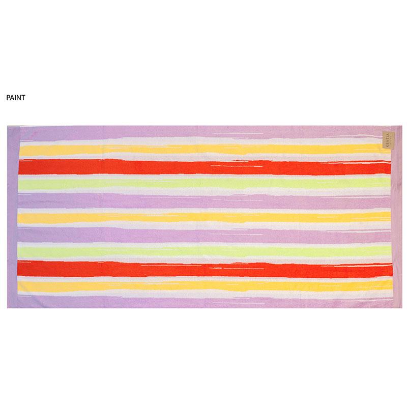 Πετσέτα Θαλάσσης 80X160 Kentia Paint