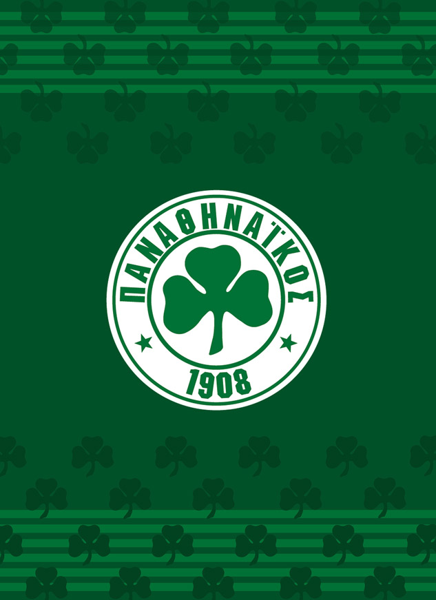 Κουβέρτα Βελουτέ Μονή 160×220 Palamaiki Official Team Licenced Panathinaikos Velour/2 Green