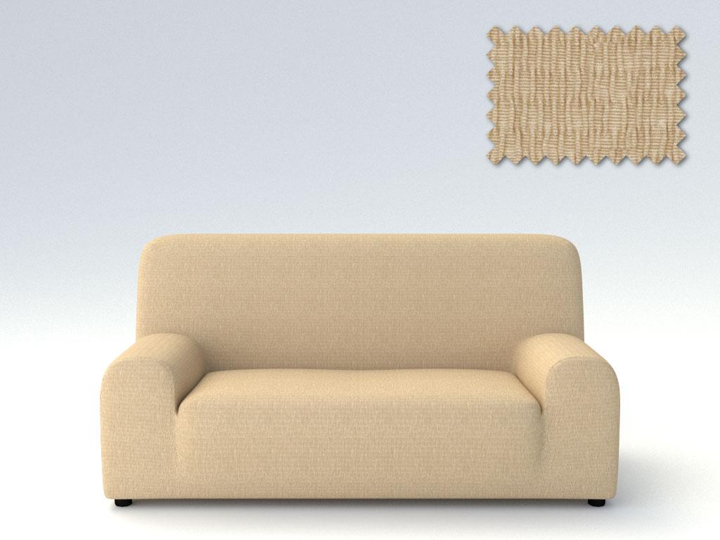 Ελαστικά καλύμματα καναπέ Peru-Πολυθρόνα-Μπεζ-10+ Χρώματα Διαθέσιμα-Καλύμματα Σαλονιού