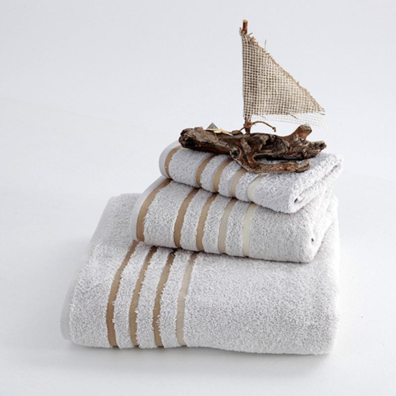Πετσέτα Χεριών 40×60 Sb Home Selection Sand Αμμος
