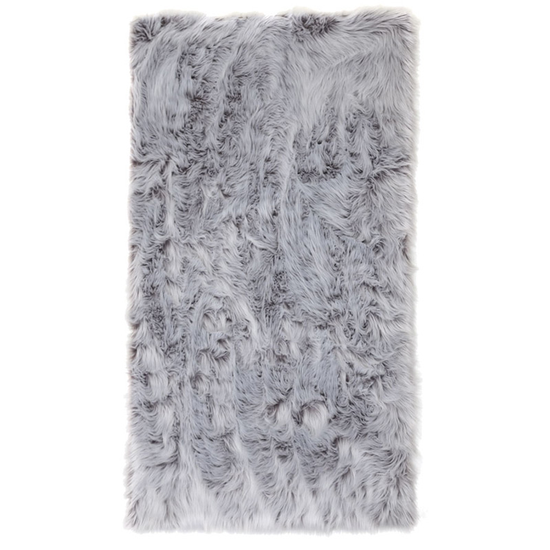 Χαλί Διαδρόμου Royal Carpet Bunny Sheep 0.85X1.50 – Grey Tip