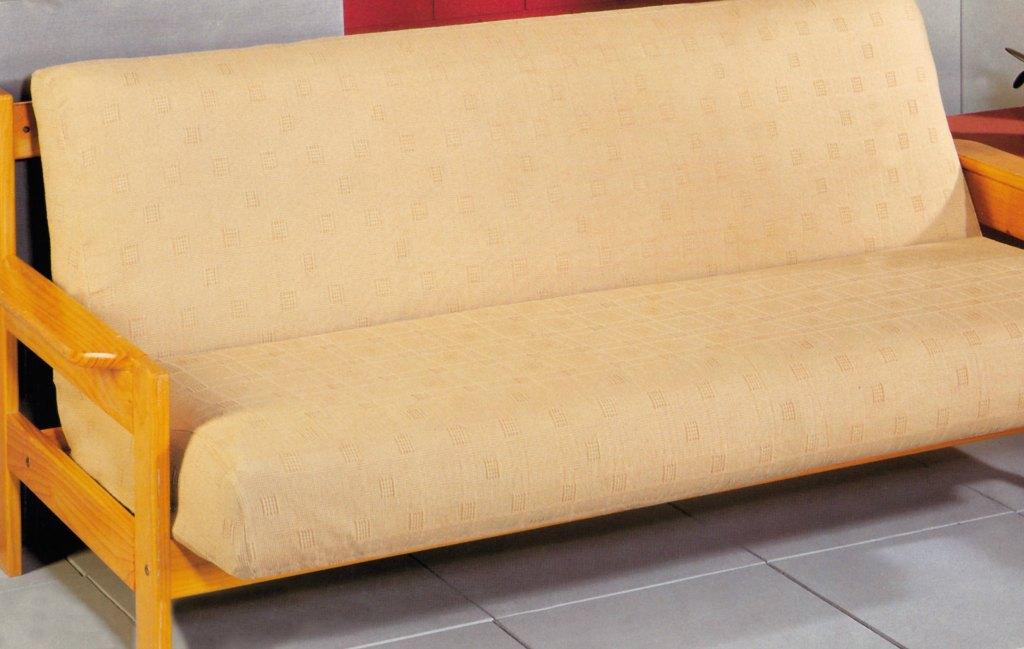 Ελαστικά καλύμματα καναπέ με ξύλινα μπράτσα Tania-Τριθέσιος-Μπεζ-10+ Χρώματα Δια καλύμματα επίπλων καλύμματα καναπέ σαλονιού   πολυθρόνας