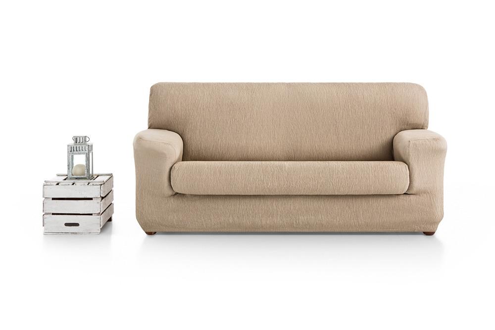Ελαστικά καλύμματα καναπέ Ξεχωριστό Μαξιλάρι Valencia-Διθέσιος-Μπεζ-10+ Χρώματα Διαθέσιμα-Καλύμματα Σαλονιού