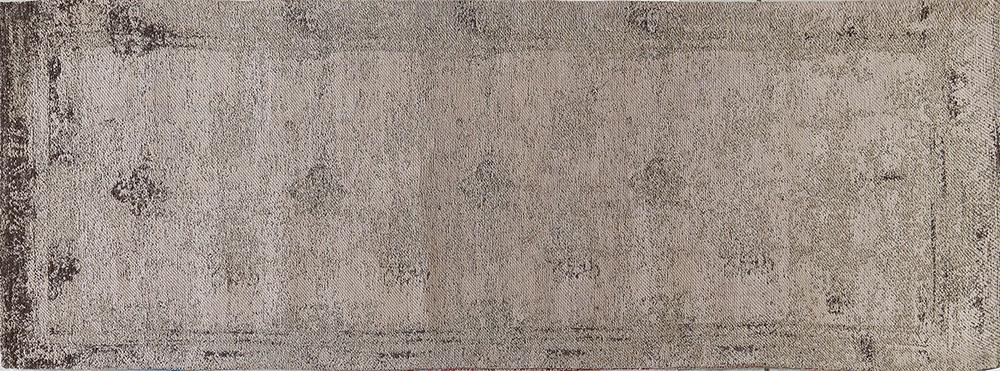 Χαλιά Κρεβατοκάμαρας (Σετ 3 Τμχ) Palamaiki Rugs Collection Vintage Anthracite λευκά είδη υπνοδωμάτιο χαλάκια κρεβατοκάμαρας