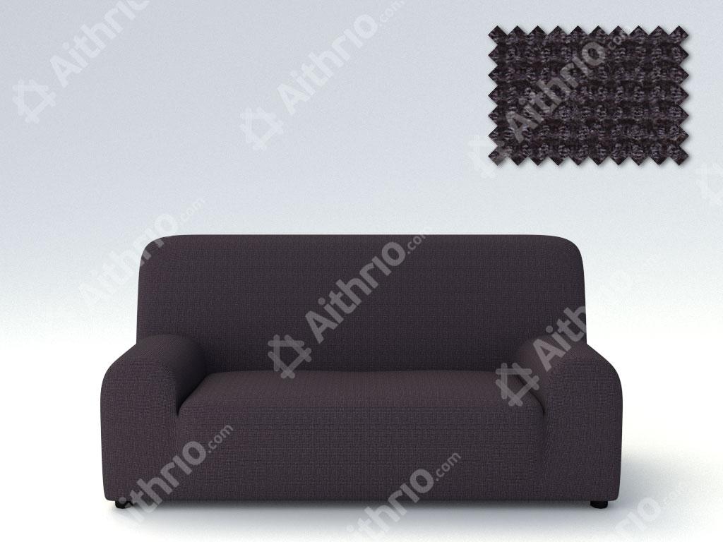 Ελαστικά καλύμματα καναπέ Zafiro-Τετραθέσιος-Μαύρο-10+ Χρώματα Διαθέσιμα-Καλύμμα καλύμματα επίπλων καλύμματα καναπέ σαλονιού   πολυθρόνας