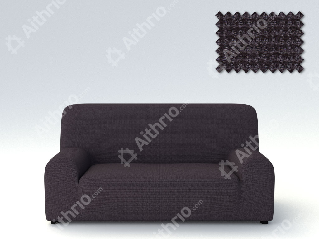 Ελαστικά καλύμματα καναπέ Zafiro-Διθέσιος-Μαύρο-10+ Χρώματα Διαθέσιμα-Καλύμματα  καλύμματα επίπλων καλύμματα καναπέ σαλονιού   πολυθρόνας